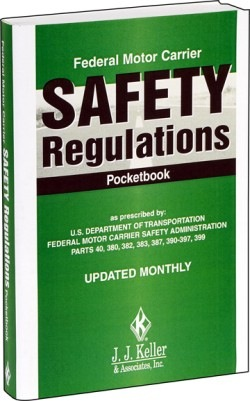 Federal motor carrier safety regulations marietta truck for The federal motor vehicle safety standards are written